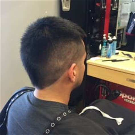 fade haircuts at great clips sport clips 14 photos hair salons the heights
