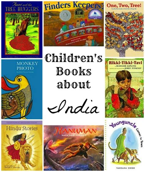 learning about india through children s literature