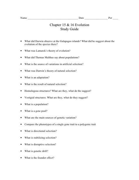 themes of biology quizlet chapter 15 study guide for content mastery answerley