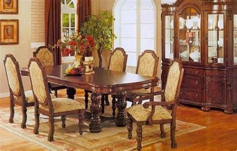 Vintage Dining Room Dresser Traditional Dining Room Design Ideas Simple Home