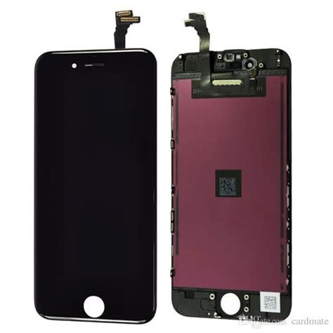 Lcd Iphone 6 S Plus black iphone 6 plus 5 5 quot lcd display touch screen digitizer replacement parts assembly grade r