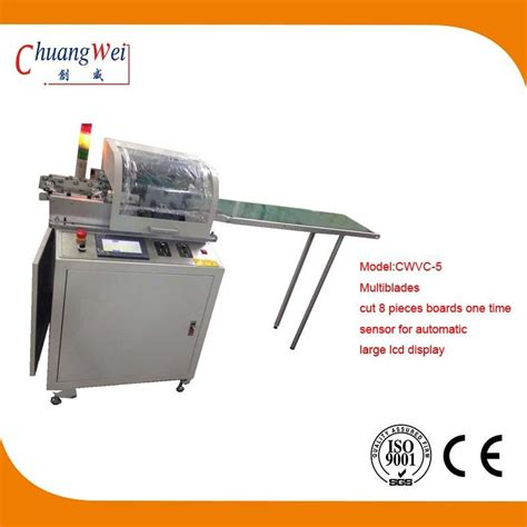 cutting blade material auto multiblades v cutting machine for different material