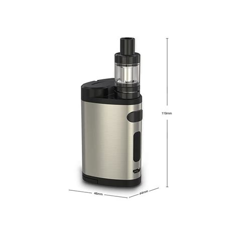 Authentic Pico Dual 200w By Eleaf authentic eleaf pico dual 200w silver tc vw mod melo iii mini tank