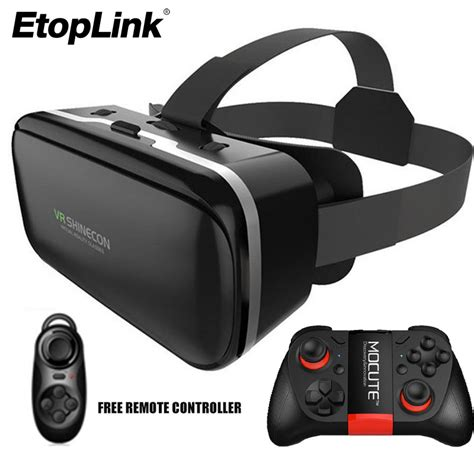 Vr 6th All In 1 Reality 3d Glasses W Blue Limited vr shinecon vi 6th 3d vr glasses for 4 7 6 0 inch