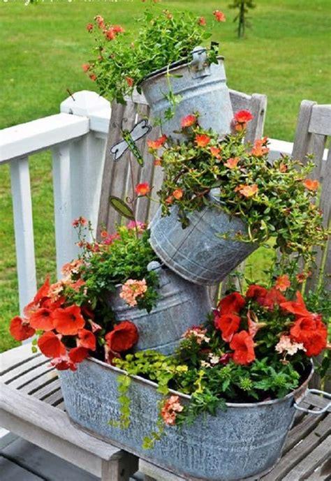unimaginable galvanized tub    garden