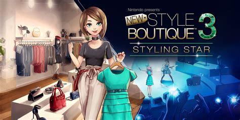 style boutique nintendo presents new style boutique 3 styling