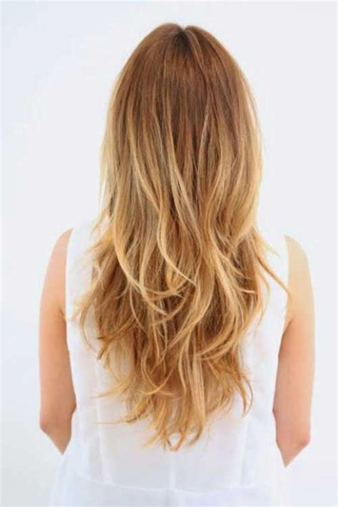 images of blonde layered haircuts from the back 35 long layered cuts hairstyles haircuts 2016 2017