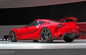 Ft 1 Toyota Toyota Ft 1 Concept Creates A Stir In Detroit Live Photos