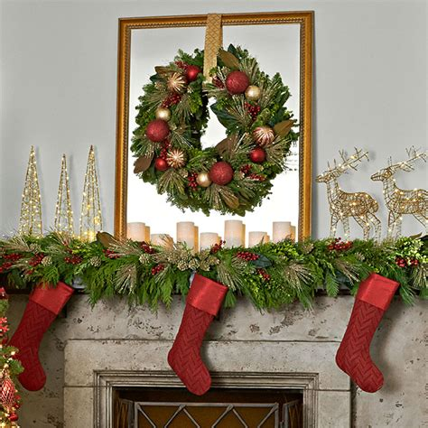 christmas decorating tips lowe s creative ideas youtube christmas mantel ideas