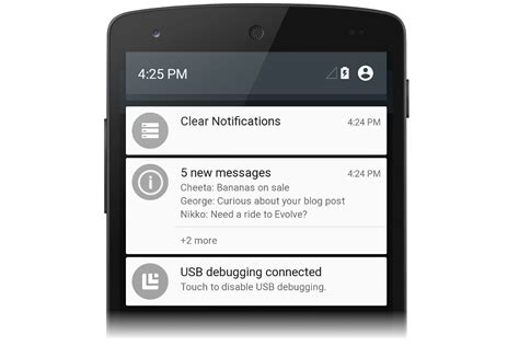 notification android local notifications xamarin