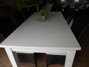 Table A Manger Blanche