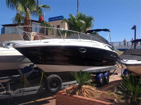 used boats for sale denia crownline 260 cr in marina de denia open boats used