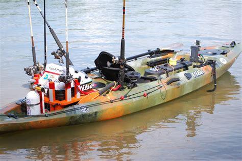 Kayak Giveaway 2017 - 2015 vibe sea ghost 130 kayak venturetube
