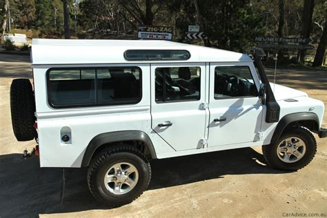 land rover 110 off 2015 land rover defender 110 review off road icon