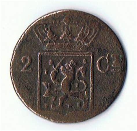 Koin Elizabeth 11 koin kuno langka coin nederl 1839 2 cent