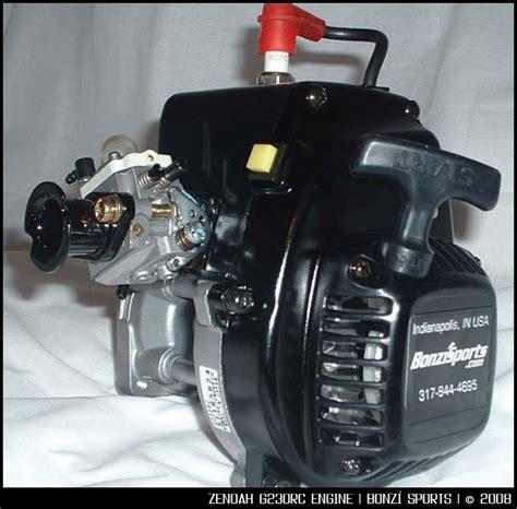 rc boat engine zenoah zenoah g230rc bonzi sports