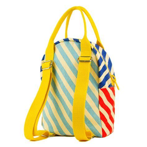 Arsenal Blue Stripe Backpack fluf backpack blue stripe thetot