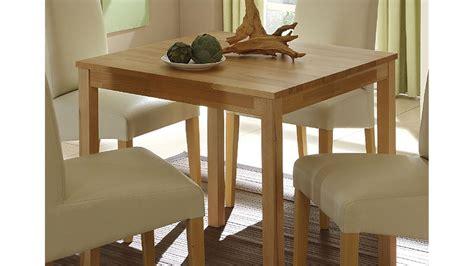 buche stühle esszimmer esstisch 75 x 75 bestseller shop f 252 r m 246 bel und einrichtungen