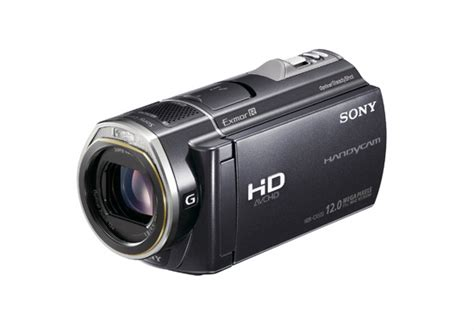 hd sony image gallery high definition camcorder