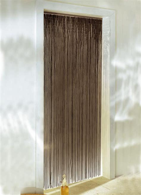 vorhang aus bambus bambus vorhang in 2 farben gardinen bader