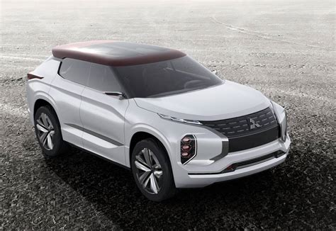 mitsubishi concept mitsubishi gt phev concept shown ahead paris debut
