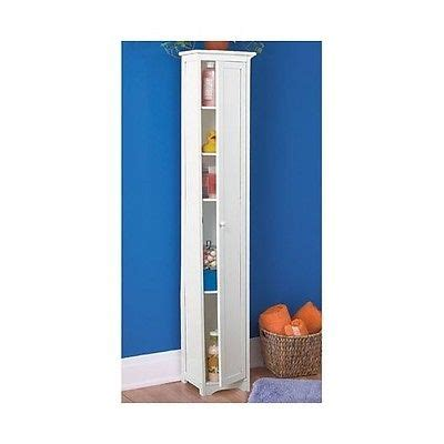 narrow kitchen storage cabinet white narrow cabinet slim wooden storage shelves