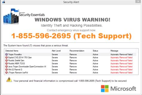 microsoft help desk telephone number tech support scams windows defender security intelligence