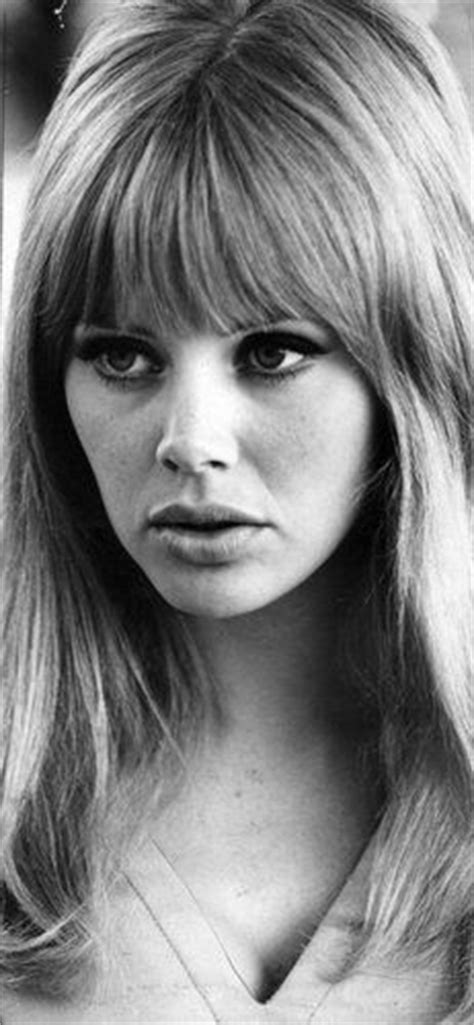 pictures of britt ekland with shag haircut 703 best images about hooray for hollywood on pinterest