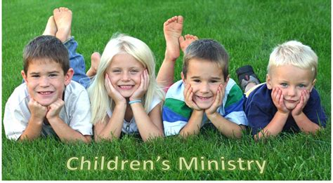 Children S | children s ministry articles dad in the middle