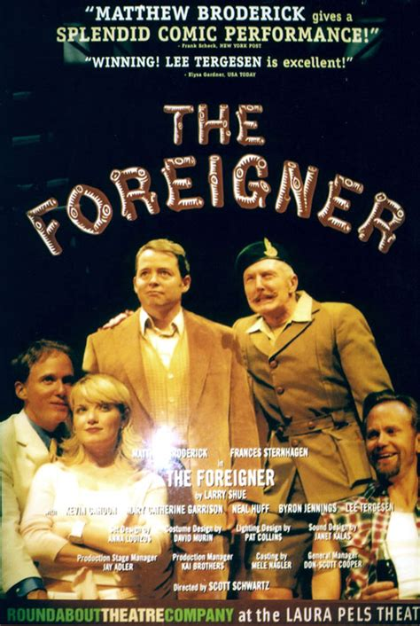 the foreigner tergesen official site the foreigner