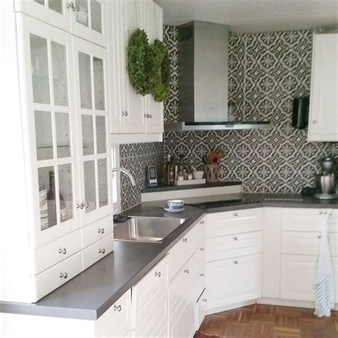 Do It Yourself Backsplash Kitchen by Inspirerande Bilder P 229 Tapet K 246 K