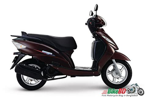 tvs wego price in bangladesh specifications