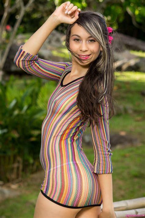 yeraldin wrapped in color teen beauty fitness teen daniela florez set fitness beauty