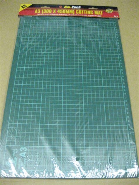 a3 cutting mat board 30 x 45cm non slip self healing ebay