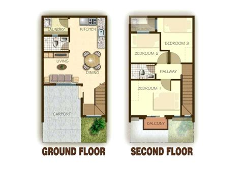 philippine house designs and floor plans for small houses free house designs floor plans philippines