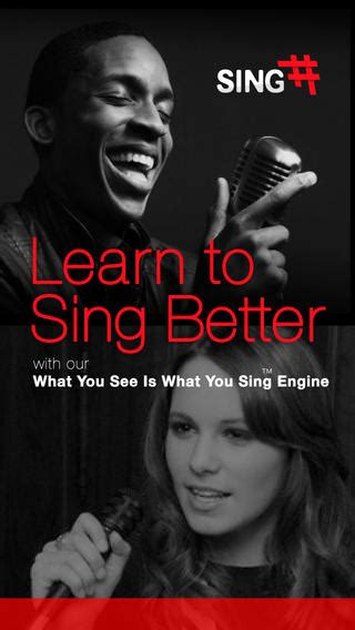 learn to sing better free singing coach songs voice exercises by sing sharp