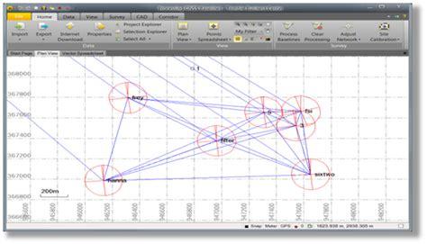 Trimble Bussiness Center cadastral data processing solutions trimble