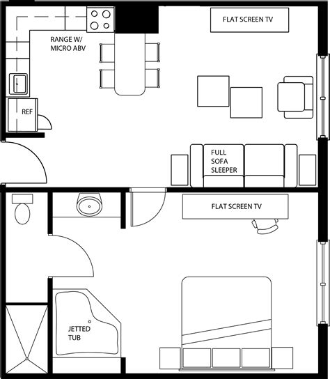 bedroom floor plan with measurements accommodations westgate south beach oceanfront resort