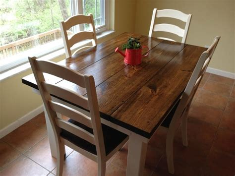 Farmhouse Style Dining Table And Chairs Farmhouse Dining Tables And Chairs Marceladick