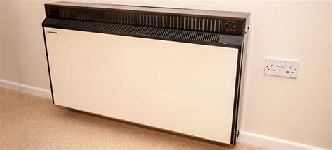 electric central heating