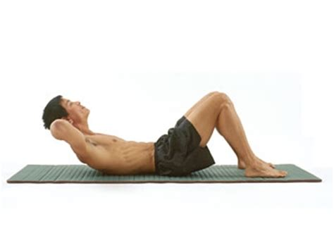 video     abdominal crunch ehow