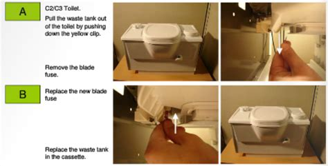 removing a thetford toilet we have thetford c2 toilet in our motorhome which is not