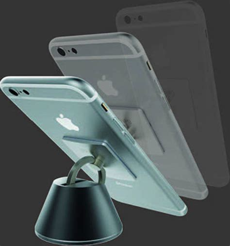 Iring Dock Ring Stand Holder Grip Original Smartphone Hp Murah iring holder hook foldable mobile phone bracket ring stand