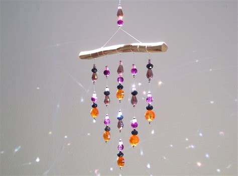 decorative beading for walls sun catcher mobile window wall decor beaded suncatcher light