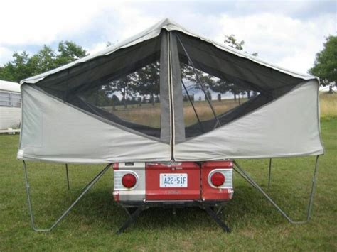 Tent Trailer Mattress Replacement by Apache Tent Trailer Autos Post