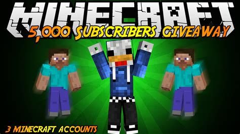 Minecraft Account Giveaway 2014 - free minecraft account giveaway october 2014 closed youtube