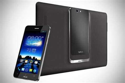 Tablet Asus Padfone Infinity Asus Padfone Infinity Smartphone Tablet Hybrid Mikeshouts