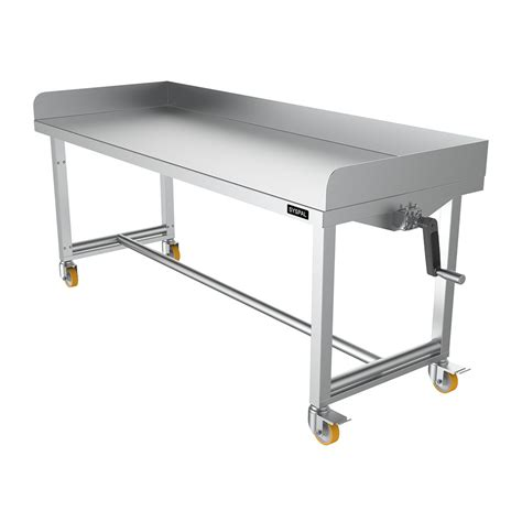 adjustable height table height adjustable table uk manufacturer syspal uk