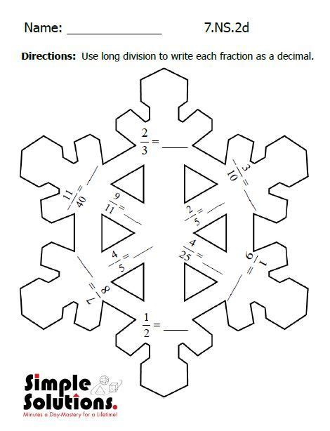 7th Grade Math Worksheets Common by 67 Best Common Images On To Create