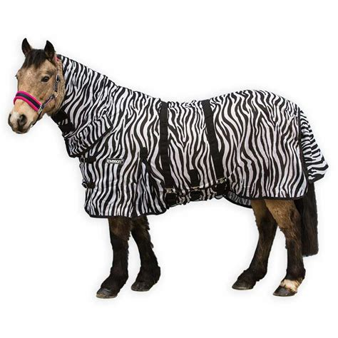 zebra fly rugs for horses loveson zebra fly rug is a wardrobe must for your pony or for the summer season